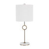 This item: Kerry Matte Antique Brass One-Light Table Lamp