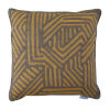 This item: Grooves Mustard 20 x 20 Inch Pillow