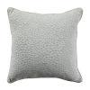 This item: Cheetah Mist Velvet 20 x 20 Inch Pillow with Linen Welt