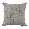 This item: Thisbee Midnight 22 x 22 Inch Pillow with Linen Welt