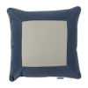 This item: Lux Chambray 22 x 22 Inch Pillow