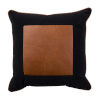 This item: Lux Midnight 22 x 22 Inch Pillow