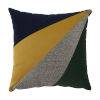 This item: Rays Sunrise Multicolor 22 x 22 Inch Pillow with Knife Edge