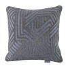 This item: Grooves Chambray 22 x 22 Inch Pillow