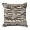 This item: Birch Almond and Dove 24 x 24 Inch Pillow with Mohave Welt