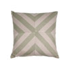 This item: Halo 24-Inch Sage Throw Pillow