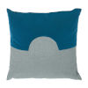 This item: Eclipse Reef and Mist 24 x 24 Inch Pillow with Knife Edge