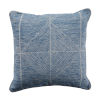 This item: Mandla Chambray and Stone 24 x 24 Inch Pillow with Welt