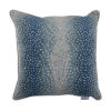 This item: Fawn Chambray 24 x 24 Inch Pillow with Mohave Welt