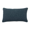 This item: Mist 14 x 24 Inch Pillow with Velvet Welt