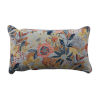 This item: Garden Mustard and Chambray 14 x 24 Inch Pillow with Lure Welt