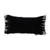 This item: Midnight Velvet 14 x 24 Inch Pillow with Bullion