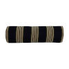 This item: Bradford Stripe Navy and Mallard 7 x 24 Inch Pillow with Knife Edge