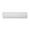 This item: Snow 7 x 24 Inch Pillow with Linen Welt