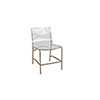 This item: Penelope Antique Gold  Dining Chair