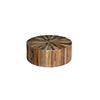 This item: Cyrano Natural Elm Coffee Table
