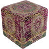 This item: Amsterdam Multicolor Pouf