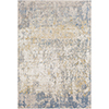 This item: Aisha Camel and Sky Blue Rectangular: 6 Ft. 7 In. x 9 Ft. 6 In. Rug