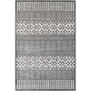 This item: Aesop Grey and Blue Rectangular: 6 Ft. 7 In. x 9 Ft. 6 In. Rug