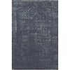 This item: Aesop Dark Blue and Charcoal Rectangular: 7 Ft. 10 In. x 10 Ft. 4 In. Rug