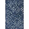 This item: Athena Blue Rectangular: 6 Ft. x 9 Ft. Rug