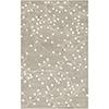 This item: Athena Grey Rectangular: 2 Ft. x 3 Ft. Rug