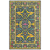This item: Antique Navy and Yellow Rectangular: 8 Ft. x 11 Ft. Rug