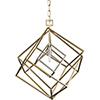 This item: Blair Gold One-Light Pendant