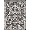 This item: Bahar Charcoal Rectangular: 7 Ft. 10 In. x 10 Ft. 3 In. Rug