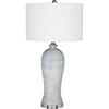 This item: Blaine Light Grey One-Light Table Lamp