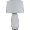 This item: Brock White One-Light Table Lamp