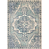 This item: Bohemian Teal and Navy Rectangular: 7 Ft. 10 In. x 10 Ft. 3 In. Rug