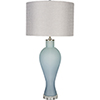 This item: Buckley Sky Blue One-Light Table Lamp