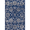 This item: Baylee Dark Blue Rectangular: 7 Ft. 10 In. x 10 Ft.10 In. Rug