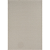This item: Breeze Ivory and Charcoal Indoor/Outdoor Rectangular: 5 Ft. 3 In. x 7 Ft. 6 In. Rug