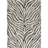 This item: City Beige and Black Rectangular: 9 Ft. 3 In. x 12 Ft. 3 In. Rug