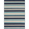 This item: City Aqua and Charcoal Rectangular: 9 Ft. 3 In. x 12 Ft. 3 In. Rug