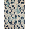 This item: City Aqua, Beige and Charcoal Rectangular: 9 Ft. 3 In. x 12 Ft. 3 In. Rug