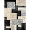 This item: City Black, Taupe and Beige Rectangular: 9 Ft. 3 In. x 12 Ft. 3 In. Rug