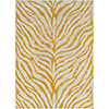This item: City Beige and Mustard Rectangular: 2 Ft. x 3 Ft. Rug