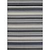 This item: City Grey and Black Rectangular: 2 Ft. x 3 Ft. Rug