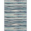 This item: City Aqua Rectangular: 7 Ft. 10 In. x 10 Ft. 3 In. Rug