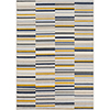 This item: City Mustard, Grey and Beige Rectangular: 7 Ft. 10 In. x 10 Ft. 3 In. Rug