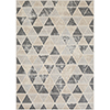 This item: City Grey and Beige Rectangular: 7 Ft. 10 In. x 10 Ft. 3 In. Rug