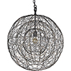 This item: Emory Black One-Light Pendant
