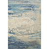 This item: Felicity Blue and Cream Rectangular: 2 Ft. x 3 Ft. Rug