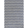 This item: Lagom Navy and Ivory Rectangular: 5 Ft. 3 In. x 7 Ft. 3 In. Rug