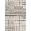 This item: Lagom Grey and Ivory Rectangular: 5 Ft. 3 In. x 7 Ft. 3 In. Rug