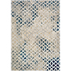 This item: Cash Beige and Blue Rectangular: 7 Ft. 10 In. x 10 Ft. 3 In. Rug