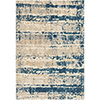This item: Cash Teal and Taupe Rectangular: 5 Ft. 3 In. x 7 Ft. 6 In. Rug